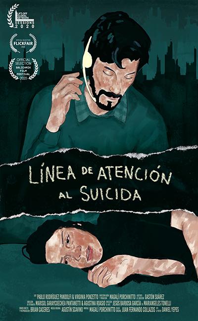 Línea de atención al suicida (2020)