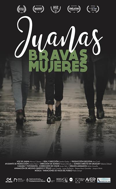 JUANAS, Bravas Mujeres (2019)